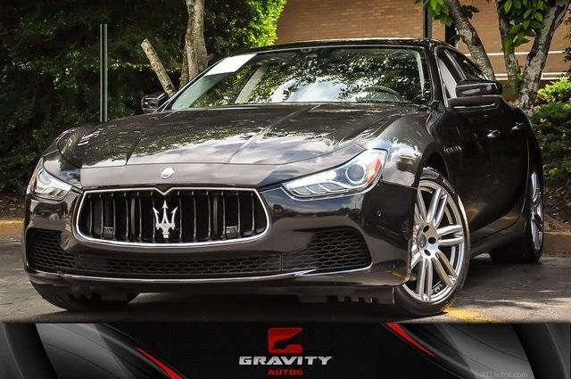 Used 2017 Maserati Ghibli S for sale $31,700 at Gravity Autos in Roswell GA 30076 1