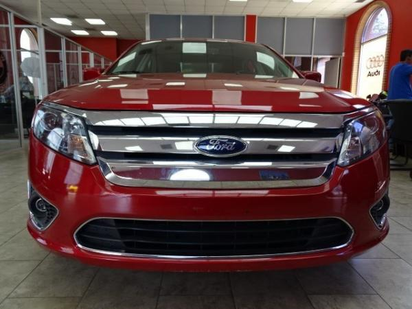 Used 2012 Ford Fusion SEL for sale Sold at Gravity Autos in Roswell GA 30076 2