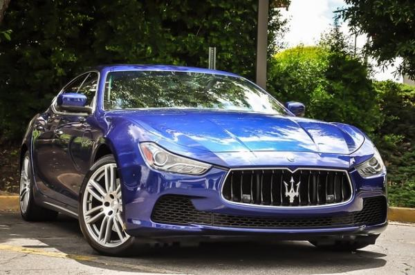 Used 2016 Maserati Ghibli S for sale $29,900 at Gravity Autos in Roswell GA 30076 2