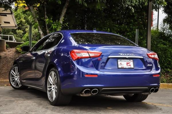 Used 2016 Maserati Ghibli S for sale $29,900 at Gravity Autos in Roswell GA 30076 3