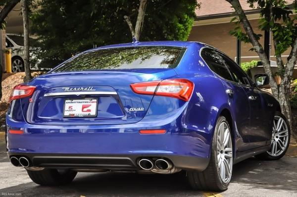 Used 2016 Maserati Ghibli S for sale $29,900 at Gravity Autos in Roswell GA 30076 4