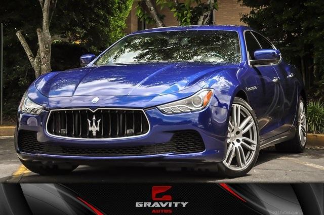 Used 2016 Maserati Ghibli S for sale $29,900 at Gravity Autos in Roswell GA 30076 1