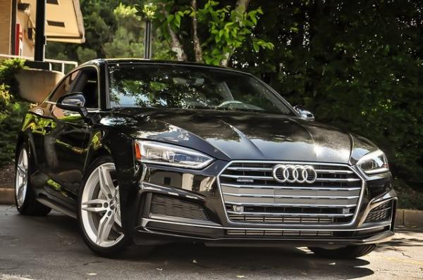 Used 2018 Audi A5 2.0T Premium Plus for sale $29,995 at Gravity Autos in Roswell GA 30076 2