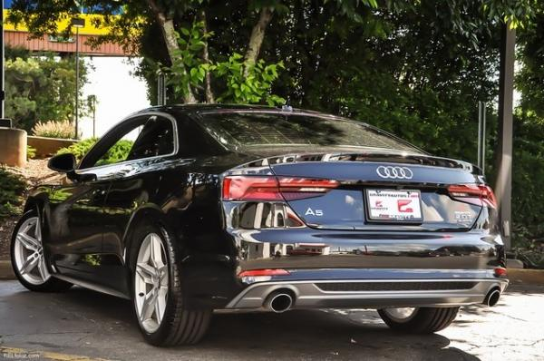 Used 2018 Audi A5 2.0T Premium Plus for sale $29,995 at Gravity Autos in Roswell GA 30076 3