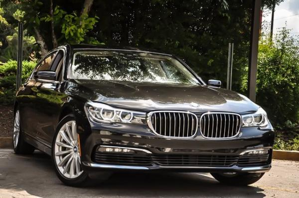 Used 2017 BMW 7 Series 740i for sale $34,500 at Gravity Autos in Roswell GA 30076 2
