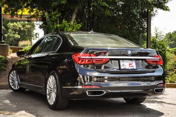 Used 2017 BMW 7 Series 740i for sale $34,500 at Gravity Autos in Roswell GA 30076 3