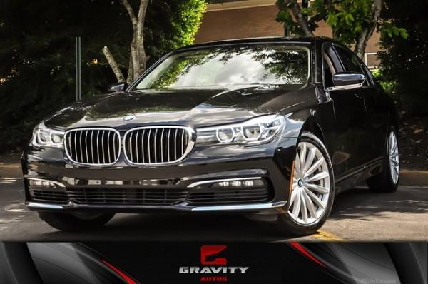Used 2017 BMW 7 Series 740i for sale $34,500 at Gravity Autos in Roswell GA 30076 1