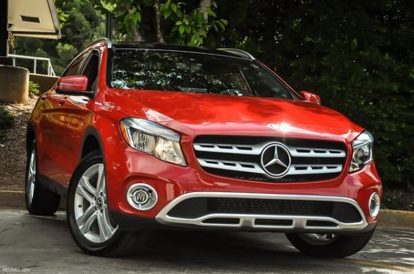Used 2019 Mercedes-Benz GLA GLA 250 for sale Sold at Gravity Autos in Roswell GA 30076 2