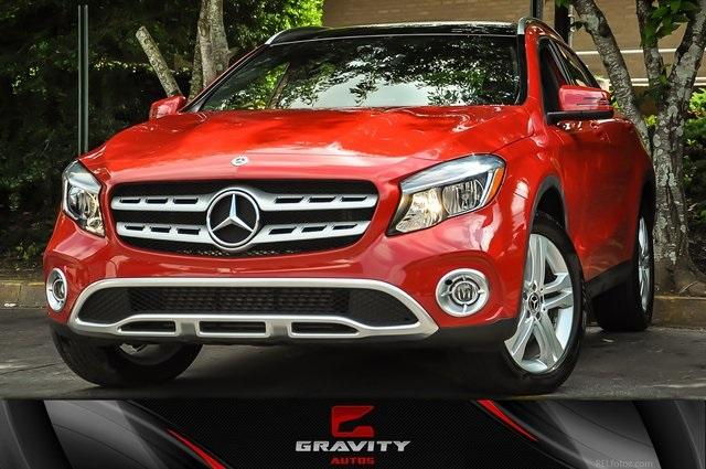 Used 2019 Mercedes-Benz GLA GLA 250 for sale Sold at Gravity Autos in Roswell GA 30076 1