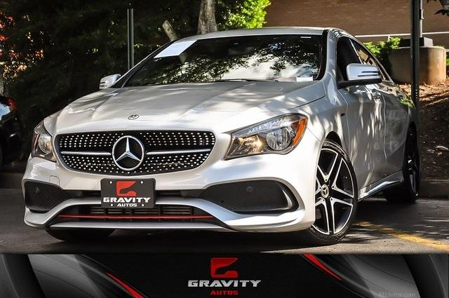 Used 2018 Mercedes-Benz CLA CLA 250 for sale $22,995 at Gravity Autos in Roswell GA 30076 1