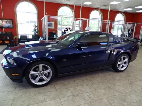 Used 2010 Ford Mustang GT Premium for sale Sold at Gravity Autos in Roswell GA 30076 4