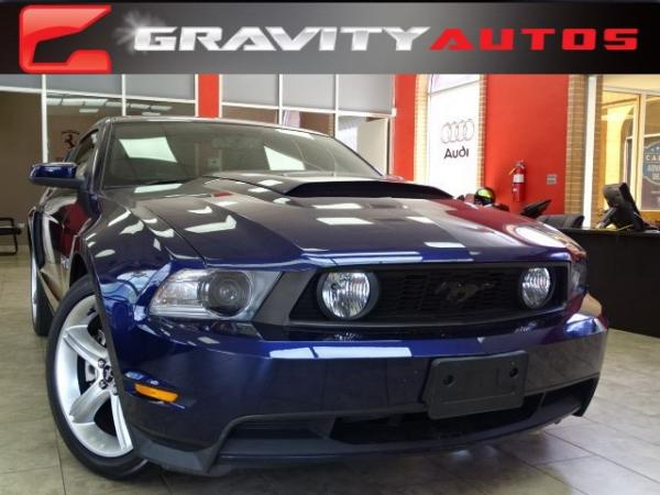 Used 2010 Ford Mustang GT Premium for sale Sold at Gravity Autos in Roswell GA 30076 1