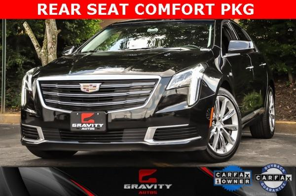 Used 2018 Cadillac XTS W20 Livery Package for sale $21,995 at Gravity Autos in Roswell GA