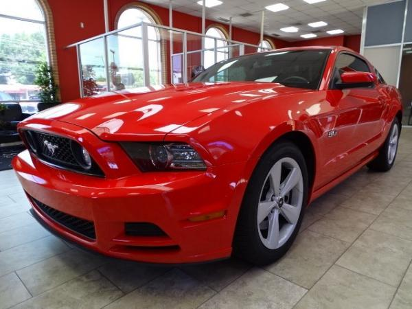 Used 2014 Ford Mustang GT Premium for sale Sold at Gravity Autos in Roswell GA 30076 3