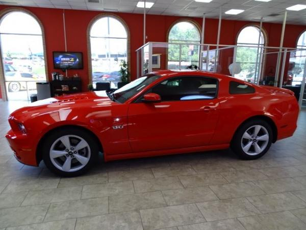 Used 2014 Ford Mustang GT Premium for sale Sold at Gravity Autos in Roswell GA 30076 4
