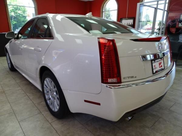 Used 2012 Cadillac CTS Sedan Luxury for sale Sold at Gravity Autos in Roswell GA 30076 2
