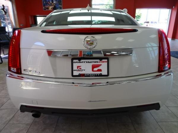 Used 2012 Cadillac CTS Sedan Luxury for sale Sold at Gravity Autos in Roswell GA 30076 3