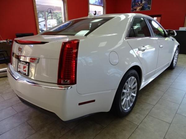 Used 2012 Cadillac CTS Sedan Luxury for sale Sold at Gravity Autos in Roswell GA 30076 4