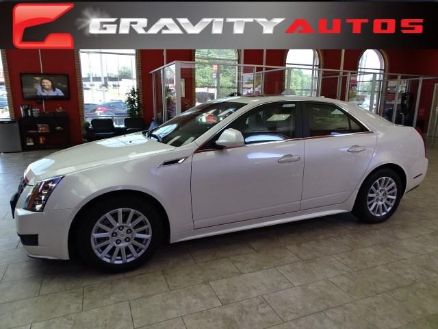 Used 2012 Cadillac CTS Sedan Luxury for sale Sold at Gravity Autos in Roswell GA 30076 1