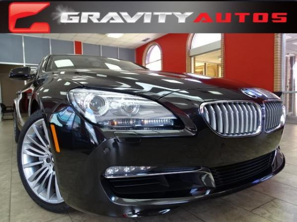 Used 2013 BMW 6 Series 650i xDrive for sale Sold at Gravity Autos in Roswell GA 30076 1