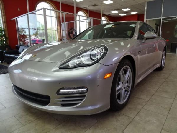 Used 2011 Porsche Panamera 4 for sale Sold at Gravity Autos in Roswell GA 30076 3