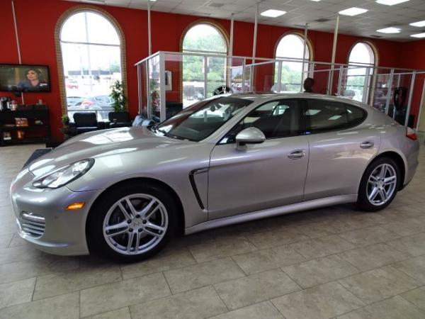 Used 2011 Porsche Panamera 4 for sale Sold at Gravity Autos in Roswell GA 30076 4