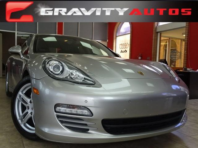 Used 2011 Porsche Panamera 4 for sale Sold at Gravity Autos in Roswell GA 30076 1