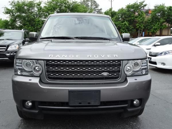 Used 2011 Land Rover Range Rover HSE for sale Sold at Gravity Autos in Roswell GA 30076 2
