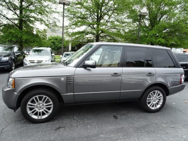 Used 2011 Land Rover Range Rover HSE for sale Sold at Gravity Autos in Roswell GA 30076 4