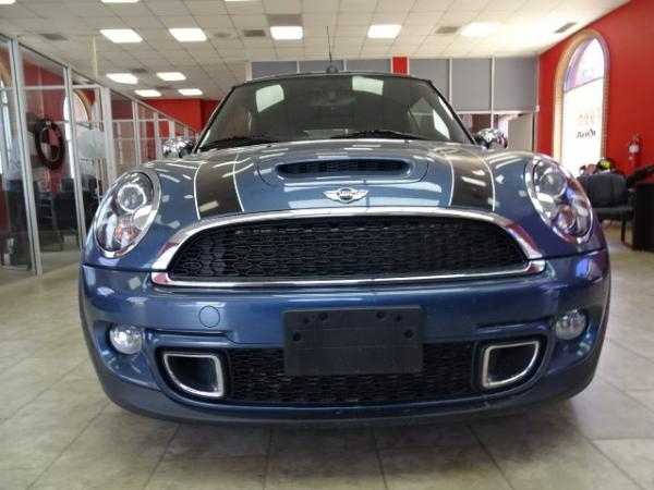 Used 2011 MINI Cooper Convertible s for sale Sold at Gravity Autos in Roswell GA 30076 2