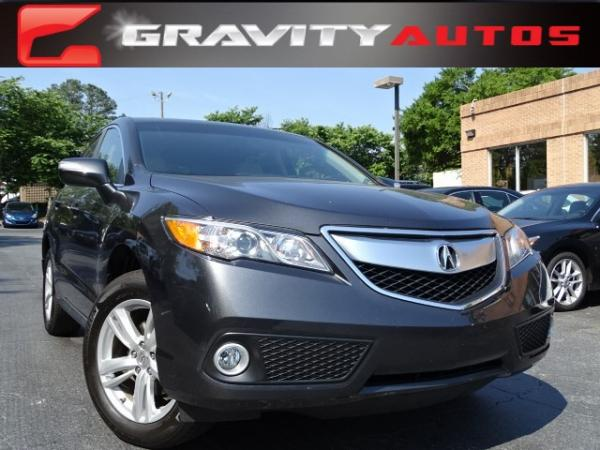 Used 2014 Acura RDX Tech Pkg for sale Sold at Gravity Autos in Roswell GA 30076 1