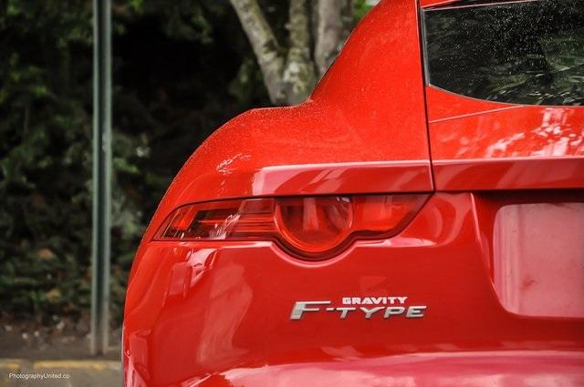 Used 2017 Jaguar F-TYPE for sale Sold at Gravity Autos Atlanta in Chamblee GA 30341 6