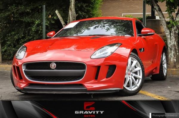 Used 2017 Jaguar F-TYPE for sale $34,495 at Gravity Autos in Roswell GA