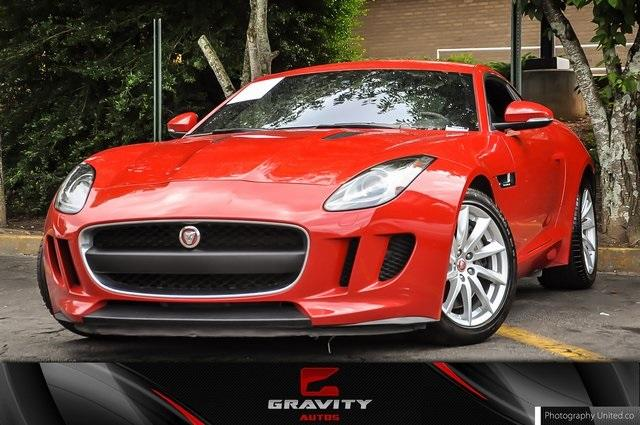 Used 2017 Jaguar F-TYPE for sale Sold at Gravity Autos Atlanta in Chamblee GA 30341 1