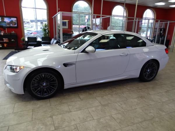 Used 2008 BMW 3 Series M3 for sale Sold at Gravity Autos in Roswell GA 30076 4