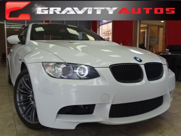 Used 2008 BMW 3 Series M3 for sale Sold at Gravity Autos in Roswell GA 30076 1