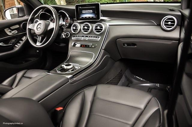 Used 2017 Mercedes-Benz GLC GLC 300 for sale Sold at Gravity Autos Atlanta in Chamblee GA 30341 8