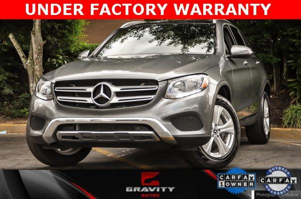 Used 2017 Mercedes-Benz GLC GLC 300 for sale $29,697 at Gravity Autos in Roswell GA