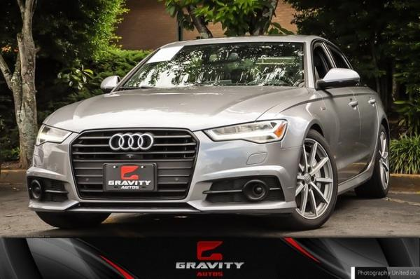 Used 2017 Audi A6 3.0T Premium Plus for sale $29,995 at Gravity Autos in Roswell GA
