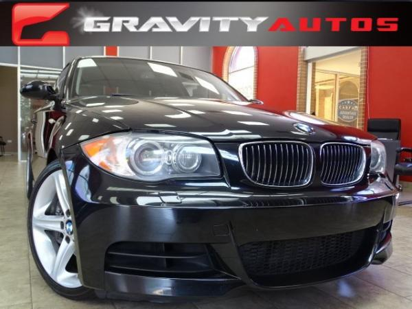 Used 2009 BMW 1 Series 135i for sale Sold at Gravity Autos in Roswell GA 30076 1