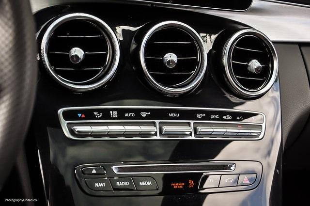 Used 2017 Mercedes-Benz C-Class C 300 for sale Sold at Gravity Autos Atlanta in Chamblee GA 30341 14