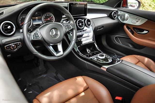 Used 2017 Mercedes-Benz C-Class C 300 for sale Sold at Gravity Autos Atlanta in Chamblee GA 30341 7