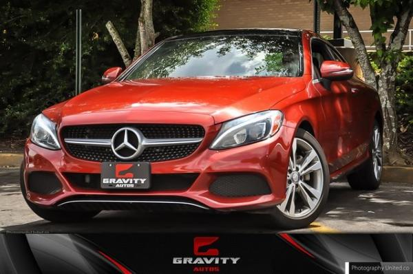 Used 2017 Mercedes-Benz C-Class C 300 for sale $29,495 at Gravity Autos in Roswell GA