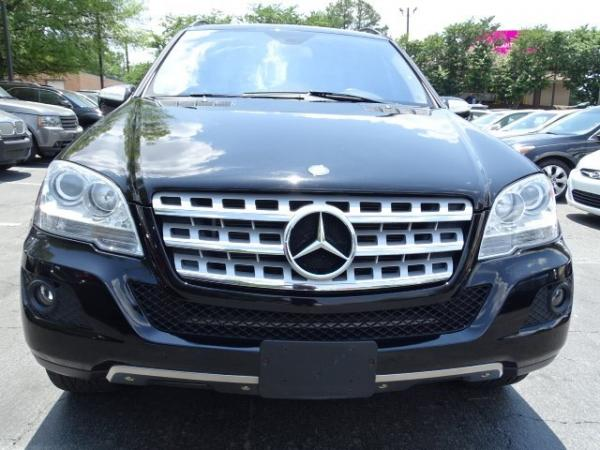 Used 2009 Mercedes-Benz M-Class 3.5L for sale Sold at Gravity Autos in Roswell GA 30076 2