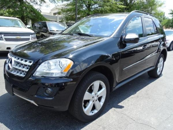 Used 2009 Mercedes-Benz M-Class 3.5L for sale Sold at Gravity Autos in Roswell GA 30076 3