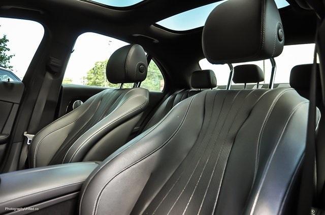 Used 2017 Mercedes-Benz E-Class E 300 for sale Sold at Gravity Autos Atlanta in Chamblee GA 30341 11