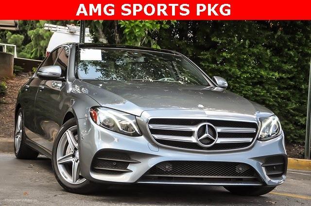 Used 2017 Mercedes-Benz E-Class E 300 for sale Sold at Gravity Autos Atlanta in Chamblee GA 30341 2