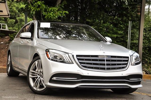 Used 2018 Mercedes-Benz S-Class S 450 for sale Sold at Gravity Autos Atlanta in Chamblee GA 30341 2