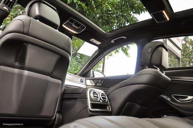 Used 2018 Mercedes-Benz S-Class S 450 for sale Sold at Gravity Autos Atlanta in Chamblee GA 30341 29