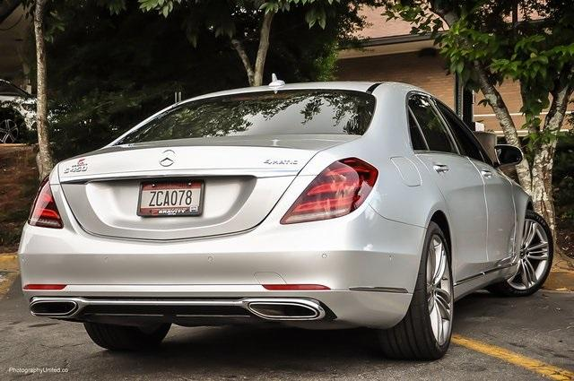 Used 2018 Mercedes-Benz S-Class S 450 for sale Sold at Gravity Autos Atlanta in Chamblee GA 30341 4